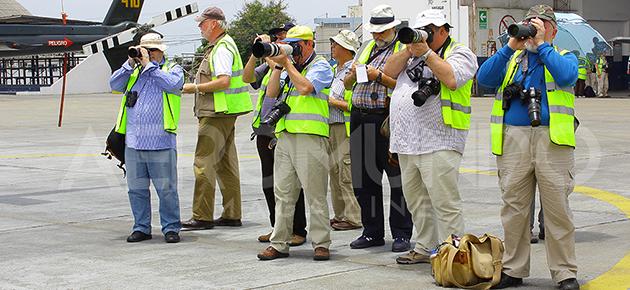 Primer Evento Internacional de Spotting en Ecuador