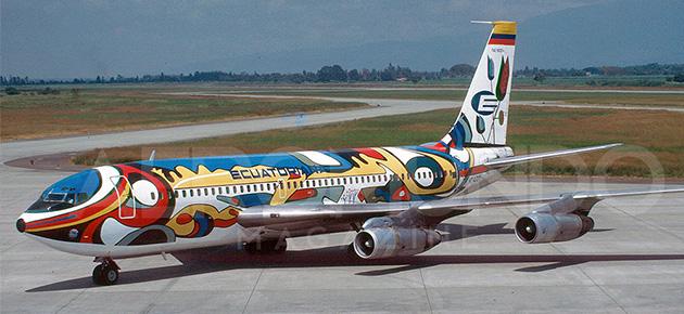 Historia de la Aviación Comercial en Ecuador  – Tercera Parte