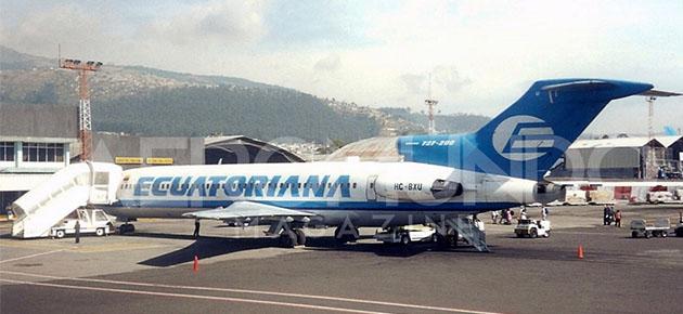 Historia de la Aviación Comercial en Ecuador – Cuarta Parte