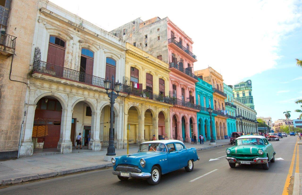 American Airlines en Cuba